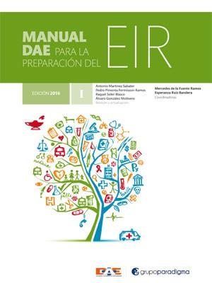 Manual DAE para la preparación del EIR 2016 . Tomo I