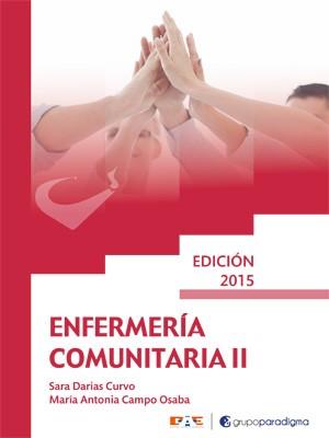 Enfermería comunitaria 2015. Tomo II