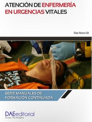 Atención de enfermería en urgencias vitales 2017
