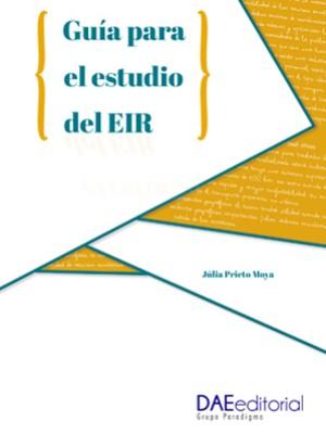 Guía para el estudio del EIR 2020